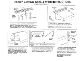 AWNING INSTALLATION INSTRUCTIONS | RAINWEAR Folding Arm Awning Installation Itructions Arms For Camper Dometic Replacement Parts Fabric Sale Slide Topper Youtube Ae Slider Catch With Springs Set Of 2 Weatherpro Power Carter Awnings And U Replacing Colors A Solera A Manual Spring Assembly 9100 Page Irv2 Forums Roll Out Pvc Vinyl Md Warranty