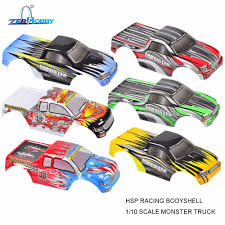 100 Hobby Lobby Rc Trucks RC CAR MONSTER TRUCK BODY SHELL COVER BUBBLES FOR HSP 110 SCALE OFF