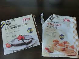 produkttest browniekuchen und apfel zimt muffins der firma