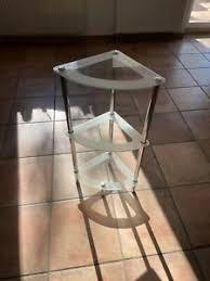 eckregal glas wohnzimmer ebay kleinanzeigen