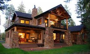 Keywords Mountain Craftsman Custom Style Homes Home Ideas Builders House Plans Log Barn Timber