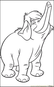 Jungle Book Coloring Page 06