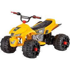 100 Kid Trax Fire Truck Battery Trax Caterpillar Cat Atv Power Quad 12v Electric Ride On