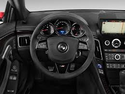 Image 2012 Cadillac CTS V Coupe 2 door Coupe Steering Wheel size