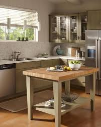 table centrale cuisine ilot central petit cuisine en image