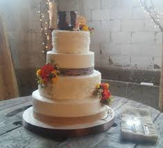 Country Wedding Cake 4 Tiers 7 10 13