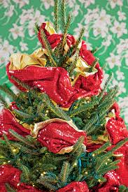 Top Live Christmas Trees by Watch When To Put Up The Christmas Tree Southern Living