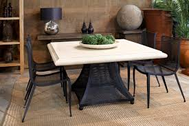 Outdoor Stone Tables Chairs