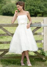 Constanza Short Wedding Dress By Lyn Ashworth