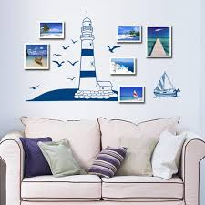 Cozy Inspiration Lighthouse Wall Decor Decorations For Home Wall