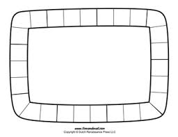Blank Game Board Template Traceykran There Is A Coloured One With Three Different Colours