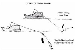 Tuna Fishing Tackle Diving Board 2