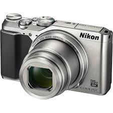 Nikon COOLPIX A900 Digital Camera Silver Refurbished B