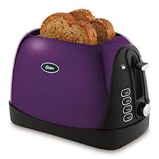 Oster Jelly Bean 2 Slice Toaster Purple TSSTTRJBP1