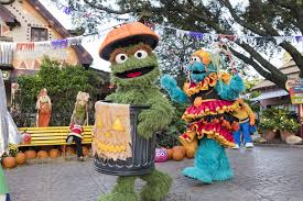 Busch Gardens Tampa Bay celebrates Halloween with Sesame Street