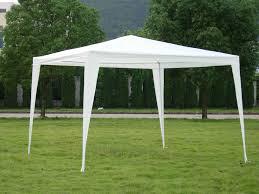 tonnelle parapluie pas cher tonnelle de jardin natacha en polyéthylène 3 x 3 m