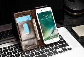 Magnetic iPhone Flip Wallet Case  Gad Flow