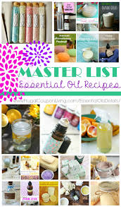 Lampe Berger Oil Recipe 99 by The Absolute Best Of Diy Essential Oil Recipes Clean Living
