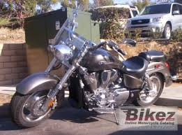 2005 Honda VTX 1800 specifications and pictures