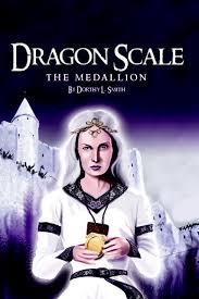 100 The Madalion Dragon Scale Medallion