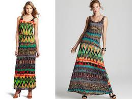 Maxi Dresses Tribal Fashion 2013 2