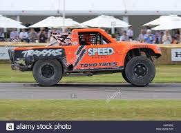 100 Stadium Super Truck Robby Gordons During The Goodwood Festival Of