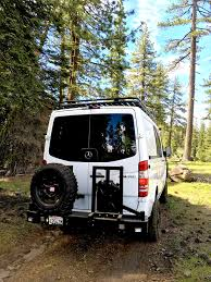 Sprinter Van Conversion The Adventure Portal 6 Offroad And Lifting Tools Hardware Sealants Excellent Auto