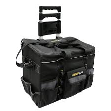 100 Hand Truck Lowes Rolling AWP HP Ballistic Tool Bag Wdetachable Dolley 5498