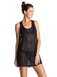 crochet easy beach cover up erjx603063 roxy