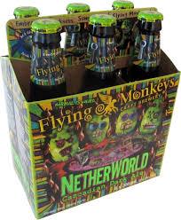 Cerveja Brooklyn Pumpkin Ale by Flying Monkeys Netherworld Cascadian Dark Ale For The Love Of