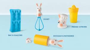 jeux de cuisine macdonald mcdo ustensiles cuisine lapins crétins offerts