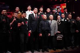si e social mma witness the of war mma event at beijing olympic sports center