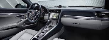 2017 911 Carrera Interior Videos