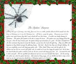 Christmas Traditions From My Family To Yours The Spider