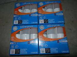 12 ge led soft white bright stik 60w medium base bulb non dimmable