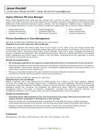 Cover Letter For Nurse Manager Regular Resume Objective Examples Nursing Within