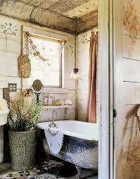 burlap and bananas shabby chic bathroom decor guest post