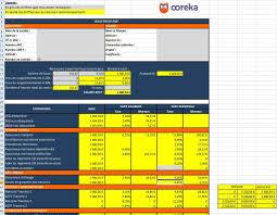 feuille de calcul bulletin de paie non cadre excel