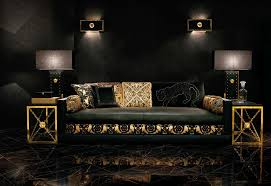 Versace Dresses Up The House At The Milan Furniture Fair ... How To Decorate Your Milan Appartment With Versace Home Decor Now For Home Vogue India Culture Living Inside The New Flagship Store Style By Fire The Milano Ridences Interior Design Homes A Great Best Images Ideas Versace Pinterest Interiors And Fniture Ebay Insideom Joss Outstanding Versace Google Glamour