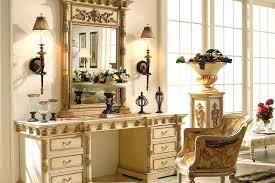 Vanity Mirror Dresser Set by Bedroom Makeup Dressing Table White Makeup Desk Makeup Vanity