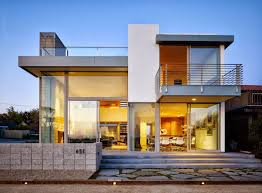 100 Image Of Modern House Small Plans Flat Roof 2 Floor Home Design