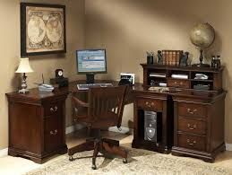 Image Of Perfect Rustic Office Furniture