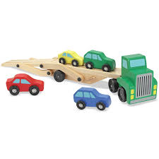 Car Carrier Truck & Cars Wooden Toy Set, Melissa & Doug Melissa Doug Big Truck Building Set Aaa What Animal Rescue Shapesorting Alphabet What 2 Buy 4 Kids And Wooden Safari Carterscom 12759 Mega Racecar Carrier Tractor Fire Indoor Corrugate Cboard Playhouse Food Personalized Miles Kimball Floor Puzzle 24 Piece Beep Cars Trucks Jigsaw Toy Toys For 1224 Month Classic Wood Radar