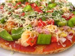 How To Make Pizza At Home Without Oven With Indian Twist