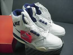 Nike Air Solo Flight 1989 1990 Basketball Vintage