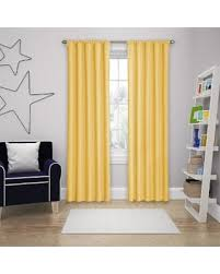 Eclipse Blackout Curtains 95 Inch by Snag This Holiday Sale 21 Off Eclipse Kids Microfiber Blackout