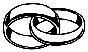 Ring clipart linked 1