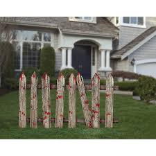 Halloween Graveyard Fence Prop by Raven Manor Projects Cemetery Gate Fence Diy Halloween Graveyard