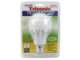 trisonic ts la07w led light day light 60 watt replacement bulb