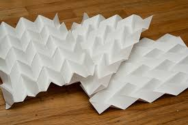Pleated Paper Folding